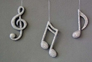 Music Ornaments