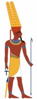 Amun Egyptian Spell of the Poor