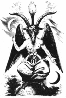 Baphomet Spells & Dark Magick Ritual Items