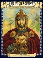 Camelot Oracle Deck & Book