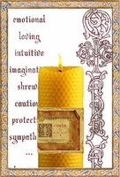 Cancer - Zodiac Spellbinding Candle