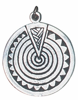 Celtic Birth Charm For Wealth
