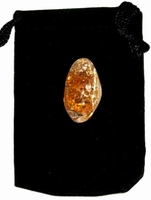Citrine, Diet Crystal with Pouch
