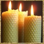 Custom Spell Boost Candle With Spell Casting