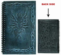 Dragon Head Book of Shadows & Spell Casting