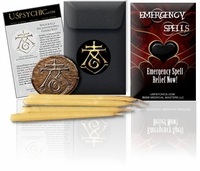 Quadruple (4) Love Emergency Spells