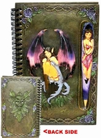 Fairy Book of Shadows & Spell Casting