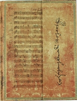 Mozart's Book of Shadows & Music Success Spell Casting