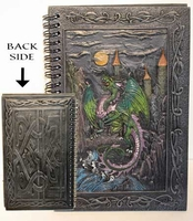 Mystical Dragon Book of Shadows & Spell Casting