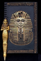 Mystical Egyptian King Tut Book of Shadows & Spell Casting