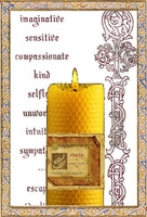 Pisces - Spellbinding Zodiac Candle