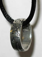 Raphael Ring Necklace