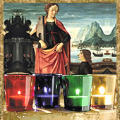 Votive Devotion Spellbinding Candles Set