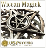 Decadent Amounts of Money, Wiccan Spell Kit or Casting