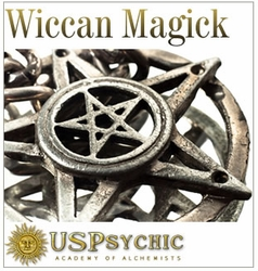 Full Moon, Wiccan Spell Kit or Casting