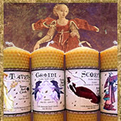 Zodiac Spell Candles