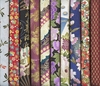 10 ASIAN JAPANESE FQ COLLECTION W/ GOLD METALLIC (2 1/2 YDS.)