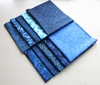 10 Half Yard Blue Tonal Bundle (5 Yards)