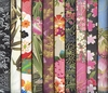 10 Multi-Color Fat Quarter Asian Fabrics: Set 3 (2 1/2 Yds)