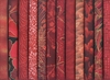 12 Asian Red Tonal Fat Quarter Collection  (3 Yards)