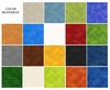 19 Color Movement Fabrics: 1/3 Yard Pieces (6 1/3 Yds Total)