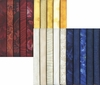 20 Fat Quarter Tonal Bundle: 4 Colors (5 Yards)