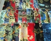 27 Pieces: Tropical Scrap Bundle - 3 1/2 yards