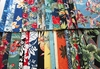 25 Pieces: Tropical Scrap Bundle - 3 1/2 yards