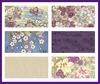 6 Kotori Fat Quarter Collection - Asst VII
