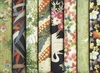 8 Bamboo Green Fat Quarter Collection (2 Yds.)