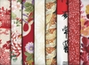 8 Red & White/Cream Fat Quarter Collection (2 Yds.)