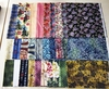 30 Pieces: Asian Quilt Scrap Bundle (~ 6 Yards)