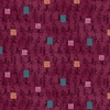 ASAMI COLLECTION: Kanji Script - Plum (1/2 Yd.)
