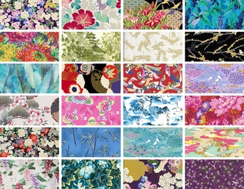 Asian Fat Quarter Collections