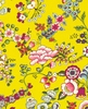 BELLA STRADA: Floral Vines - Yellow (1/2 Yd.)