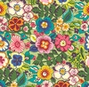 BELLA STRADA: Summertime Flowers - Multi Color (1/2 Yd.)