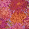 Bold & Beautiful: Peony Pink/Orange (1/2 yard)