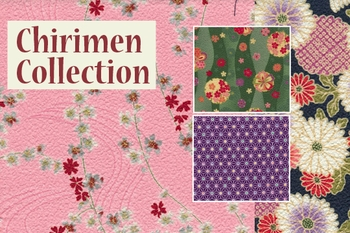 Cotton Chirimen Clearance Sale