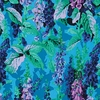 FOX GLOVES: Blue, Lilac, Teal (1/2 Yard)