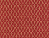 GOLD METALLIC LEAF SPRIGS: Red (1/2 Yd.)