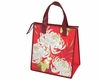 HOT COLD REUSABLE LUNCH BAG: RED MUM DESIGN