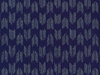JAPANESE INDIGO FABRIC: Arrow Design (1/2 Yd.)