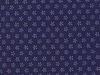 JAPANESE INDIGO FABRIC: Petite Flowers (1/2 Yd.)