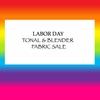 LABOR DAY SALE- Tonal & Blender Fabric by the Yard