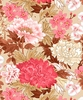 MICHIKO: Spring Blossoms - Beige (1/2 Yd.)