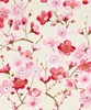 SAKURA: Cherry Blossoms - Ivory (1/2 Yard)