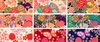 SAKURA COLLECTION: 9 FAT QUARTERS (2 1/4 YDS)