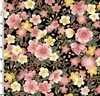 SANCTUARY II:  Springtime Blossoms - Rose (1/2 Yd.)