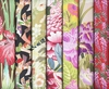 Kimono Collection Set 15: 7 Fat Quarters