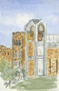 "Medaille College 5"" x 9"" Gicl�e Print"